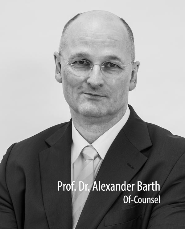 prof dr barth
