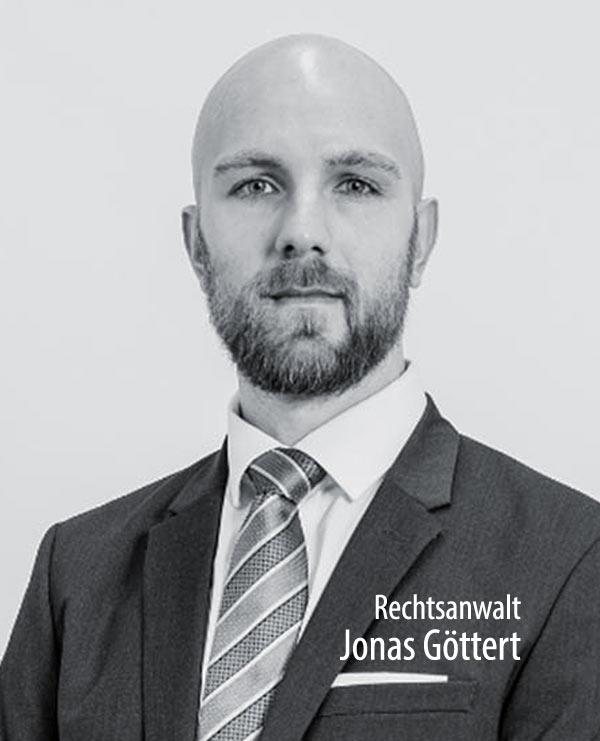 Rechtsanwalt Jonas Göttert
