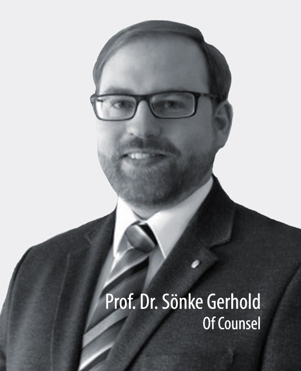 of counsel prof. dr. gerhold